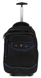 Itinerant 2-wheeler Trolley Backpack Laptop Bag - Luggage Outlet