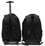 Itinerant 2-wheeler Trolley Backpack Laptop Bag - Luggage Outlet Singapore - 2