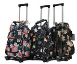 Whizzing 8-wheel Trolley Backpack Waterproof Shopping Bag - Luggage Outlet