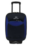 Cutesy 16 inch Expandable Softside Fabric Luggage - Luggage Outlet