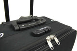 Inexpensive Expandable Softside Fabric Luggage - Luggage Outlet