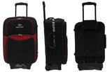 Evolving 18 inch Expandable Softside Fabric Luggage - Luggage Outlet