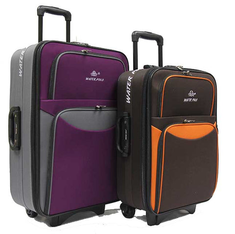 Affordable Expandable Softside Fabric Luggage - Luggage Outlet