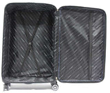 Classic Softside Anti-theft Expandable Luggage with 8 Spinner Wheels - Luggage Outlet