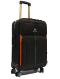 Economical Softside Expandable Luggage with Double Caster Wheels - Luggage Outlet