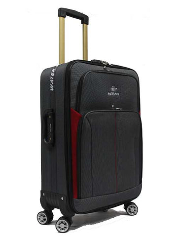 Economical Softside Expandable Luggage with Double Caster Wheels