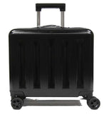 Nimble Polycarbonate Lightweight Cabin Size Laptop Suitcase with Recessed Safe Skies TSA Lock - Luggage Outlet