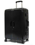 Gripping Polycarbonate Aluminium Frame Luggage with 8 Spinner Wheels TSA Lock - Luggage Outlet