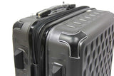 Ricochetting Polycarbonate Expandable Luggage with Anti-theft Zippers Spinner Wheels and Recessed TSA Lock - Luggage Outlet
