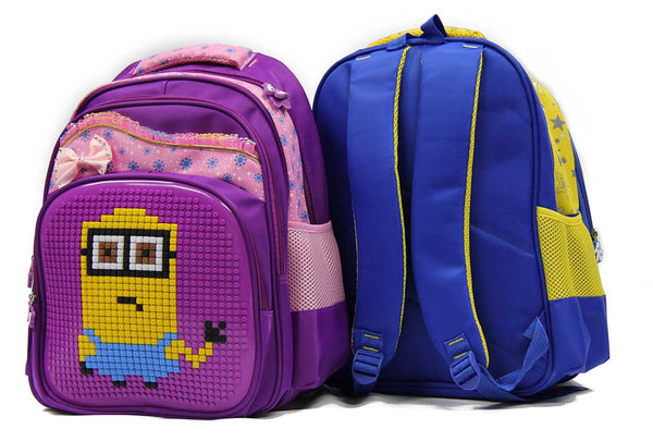 Luggage Outlet Singapore Creative Jigsaw Puzzle Children Bag