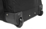 Professional Rolling Laptop Trolley Briefcase Black - Luggage Outlet Singapore - 4
