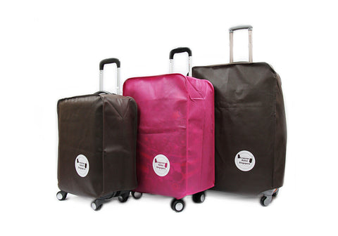 Essential Luggage Cover for Hardside Luggage - Luggage Outlet