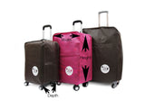 Essential Luggage Cover for Hardside Luggage - Luggage Outlet Singapore - 2