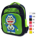 Creative Jigsaw Puzzle Children Bag - Luggage Outlet Singapore - 5