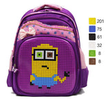 Creative Jigsaw Puzzle Children Bag - Luggage Outlet Singapore - 9