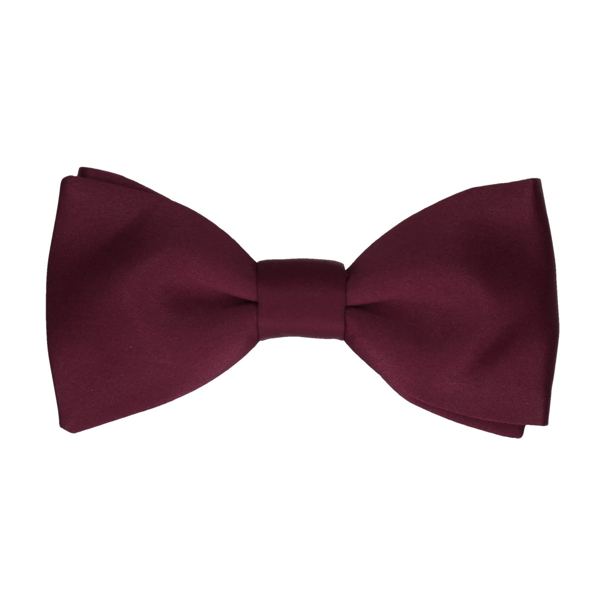 Dr Who Replica (Burgundy) Bow Tie