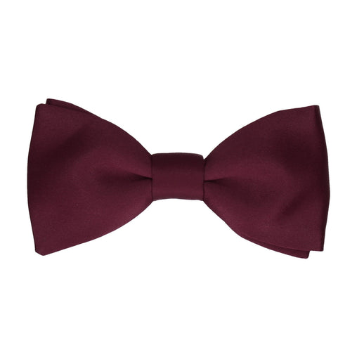 Dr Who Replica Burgundy Red Bow Tie