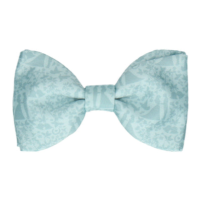 Bronte in Duck Egg Bow Tie