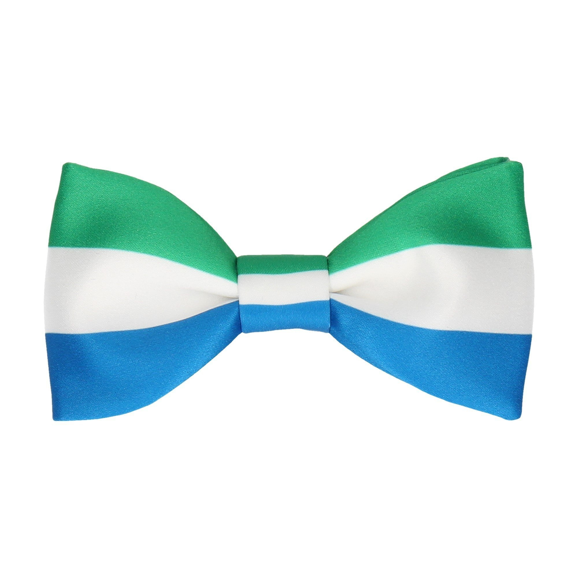 Flag of Sierra Leone Bow Tie