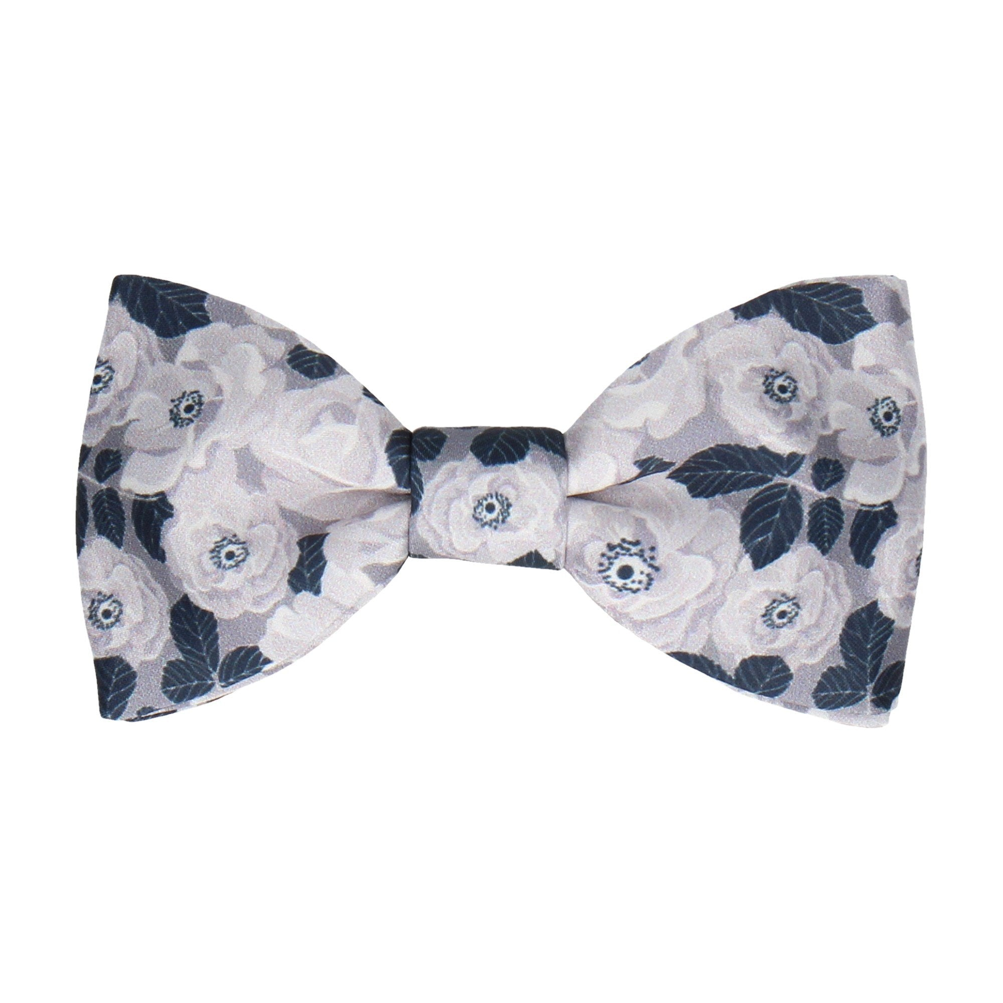 Scott in Navy Blue Bow Tie