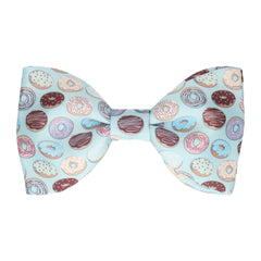 Doughnuts in Blue Bow Tie