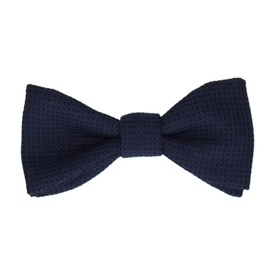 Barack in Navy Bow Tie