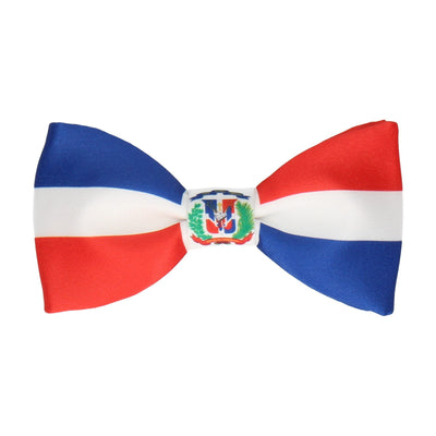 Flag of Dominican Republic Bow Tie