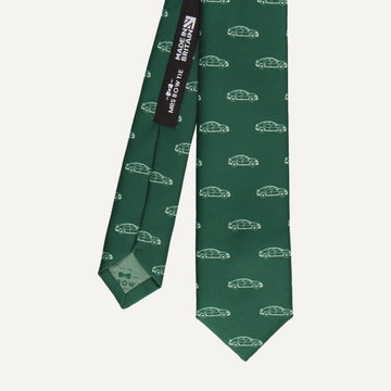 Cars in Green Tie (Outlet)