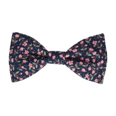 Ashington in Navy Bow Tie
