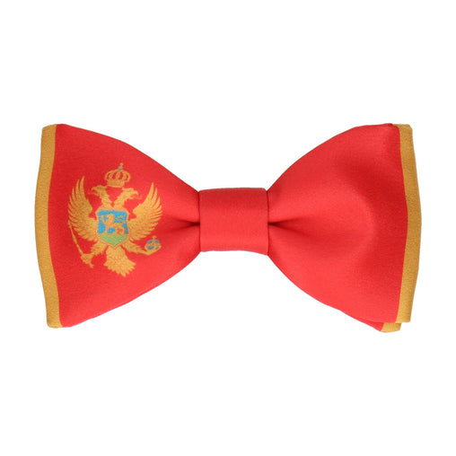 Flag of Montenegro Bow Tie
