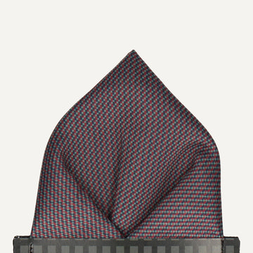 Picton in Green Pocket Square (Outlet)