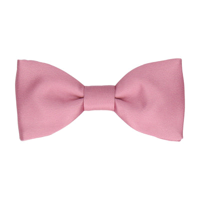 Classic in Dusky Rose Bow Tie