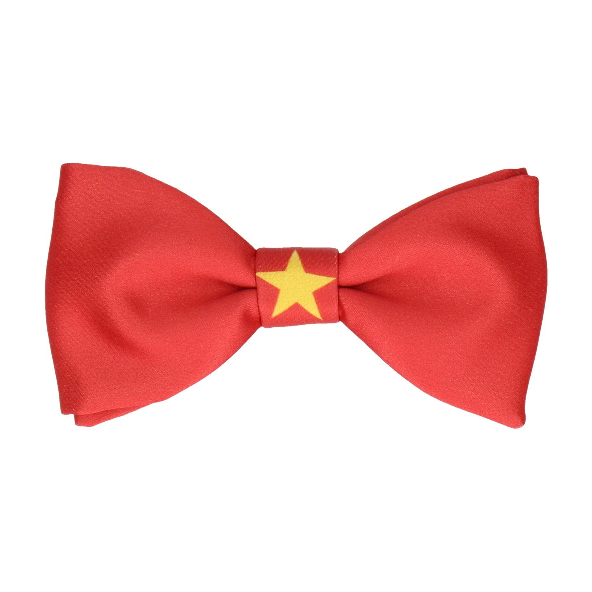 Flag of Vietnam Bow Tie