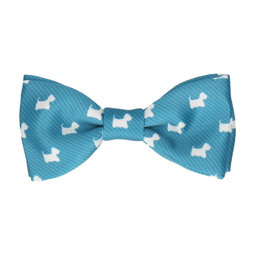 West Highland Terriers Bow Tie