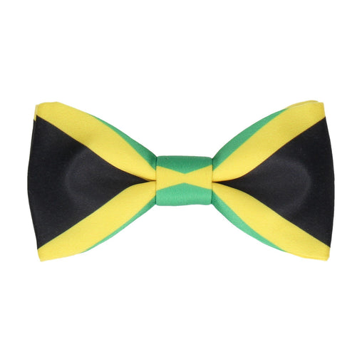 Flag of Jamaica Bow Tie