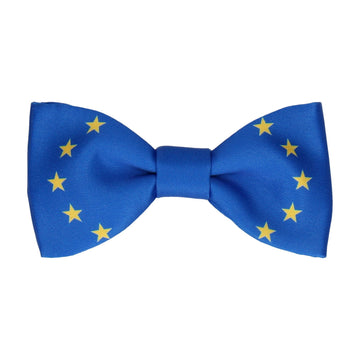 European Union Flag Bow Tie