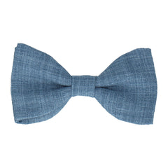 Isaac Blue Bow Tie