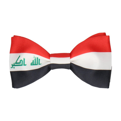 Flag of Iraq Bow Tie
