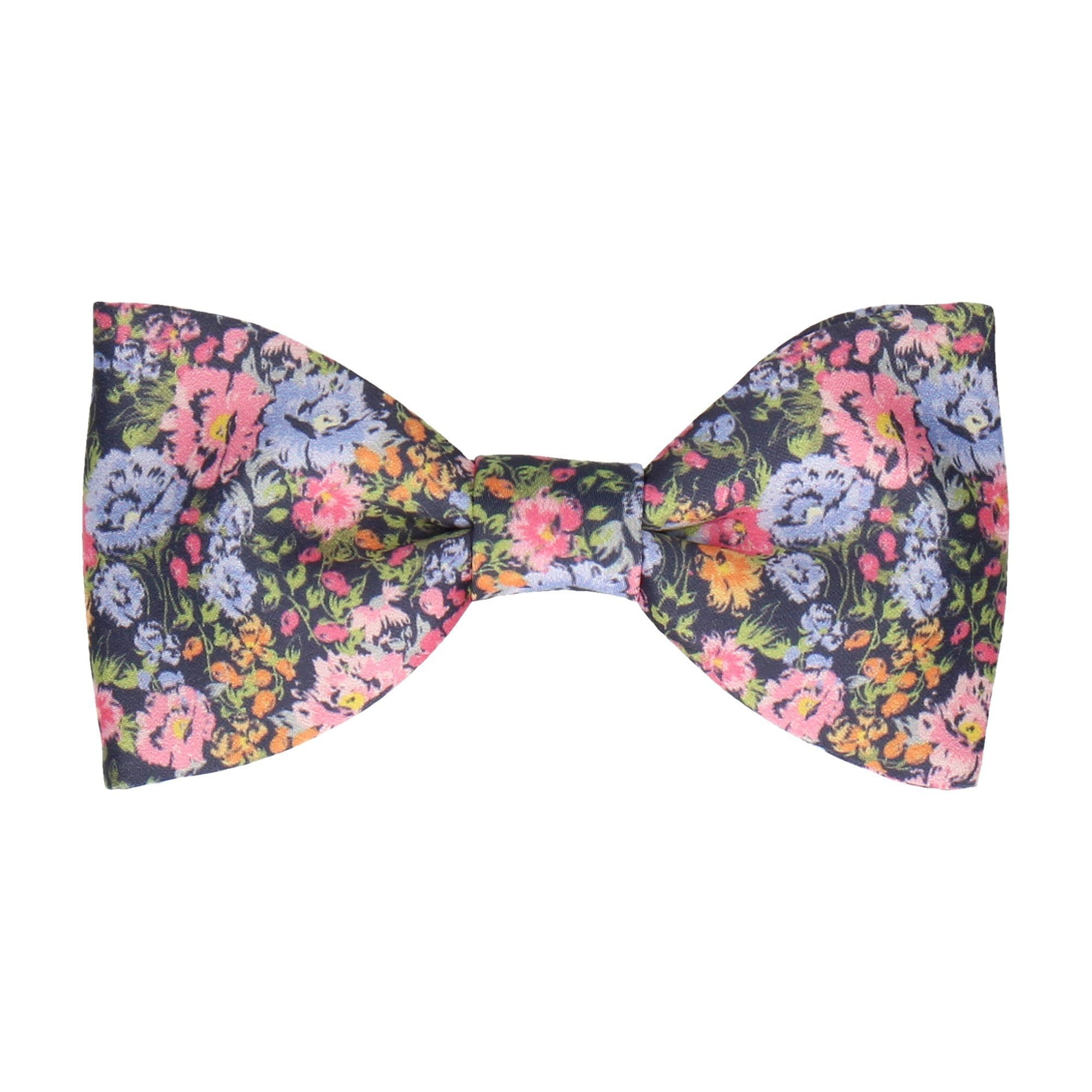 Vibrant Paisley Bow tie // Pink Blue Green /& Yellow // Pre-tied Bow tie Purple