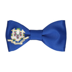 U.S. State Flag of Connecticut Bow Tie