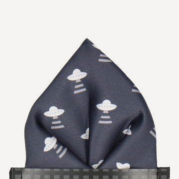 UFO Pocket Square (Outlet)