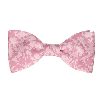 Irving in Dusky Rose Bow Tie