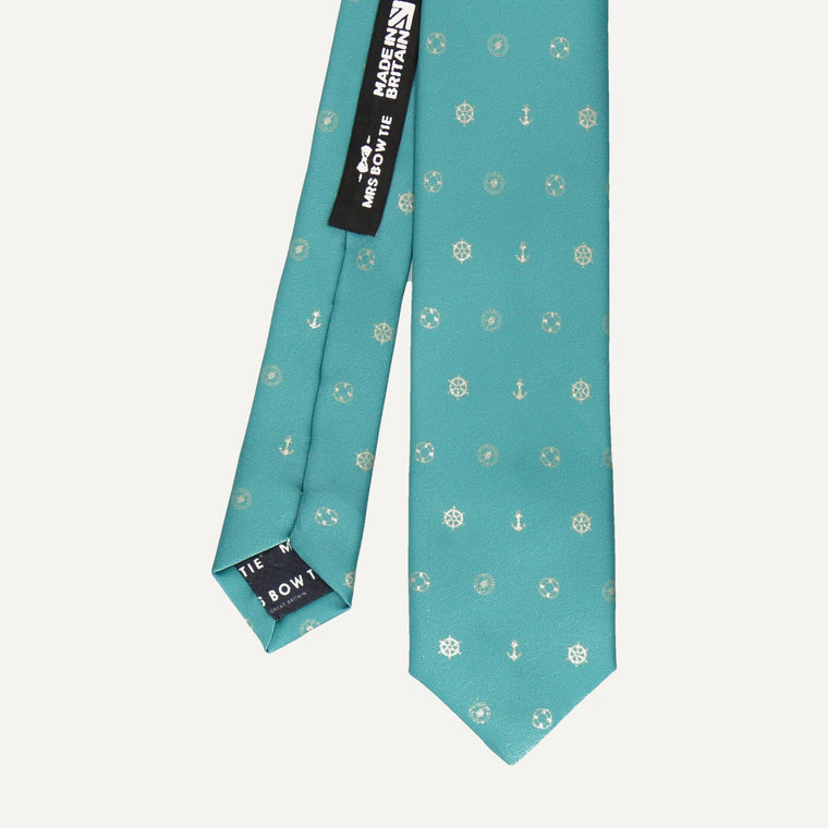 Nelson in Dark Seafoam Tie (Outlet)