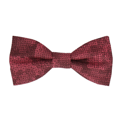 Anderson in Red Bow Tie