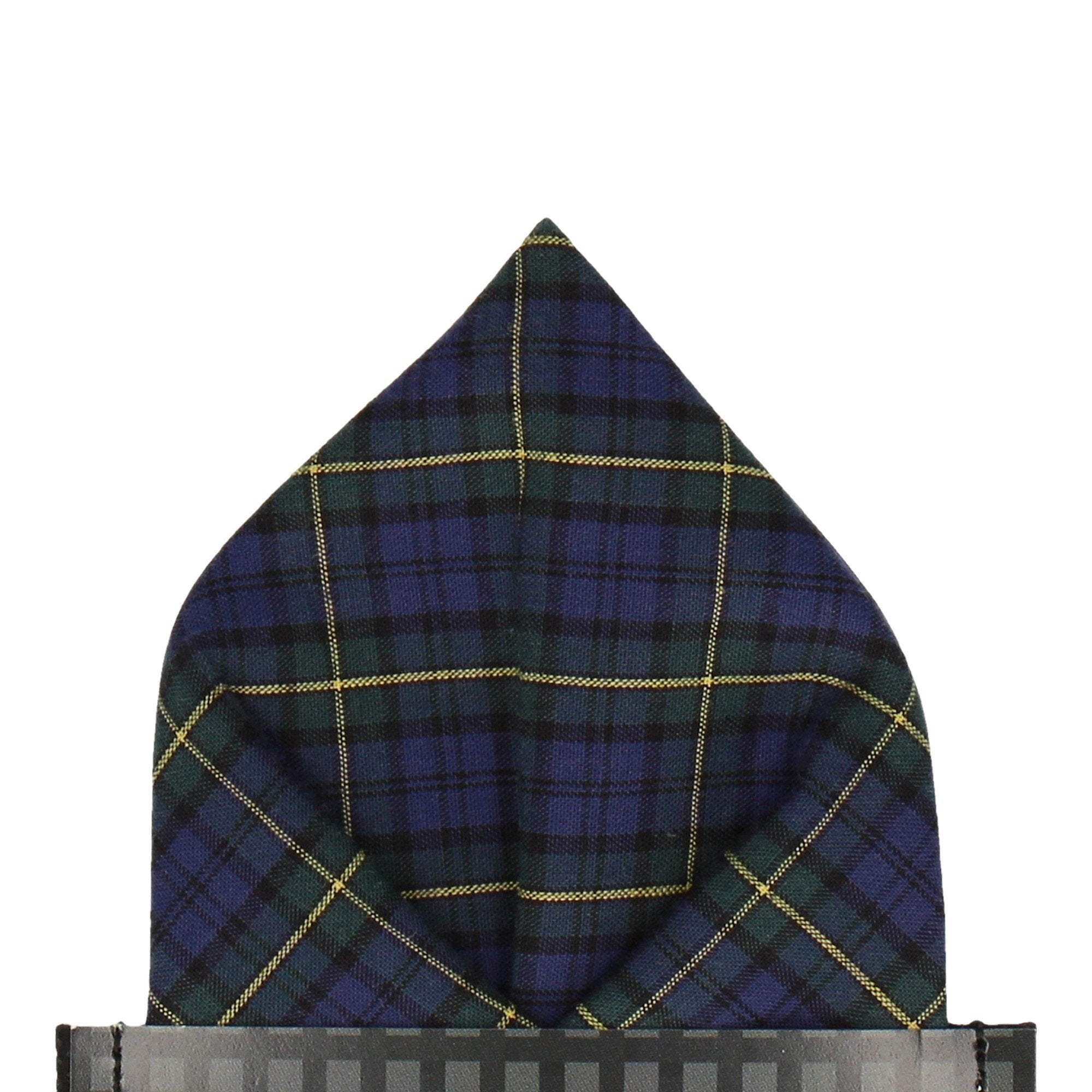 Tartan in Gordon Modern Pocket Square