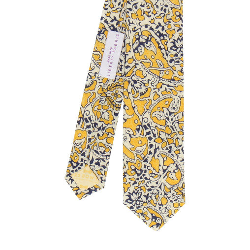 Lagos Laurel in Yellow Tie