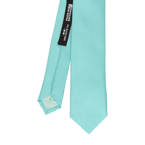 Classic in Aqua Tie (Outlet)