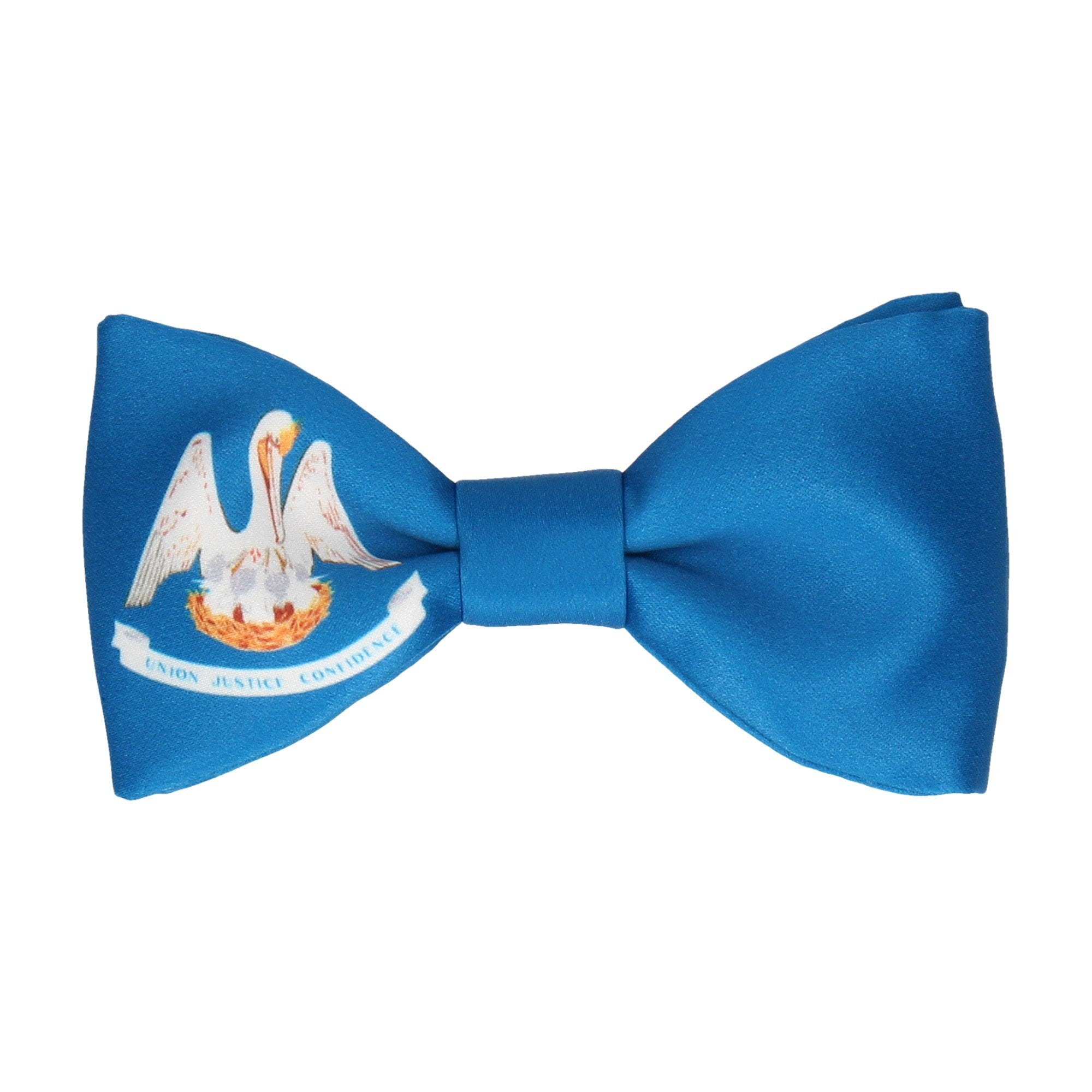 U.S. State Flag of Louisiana Bow Tie