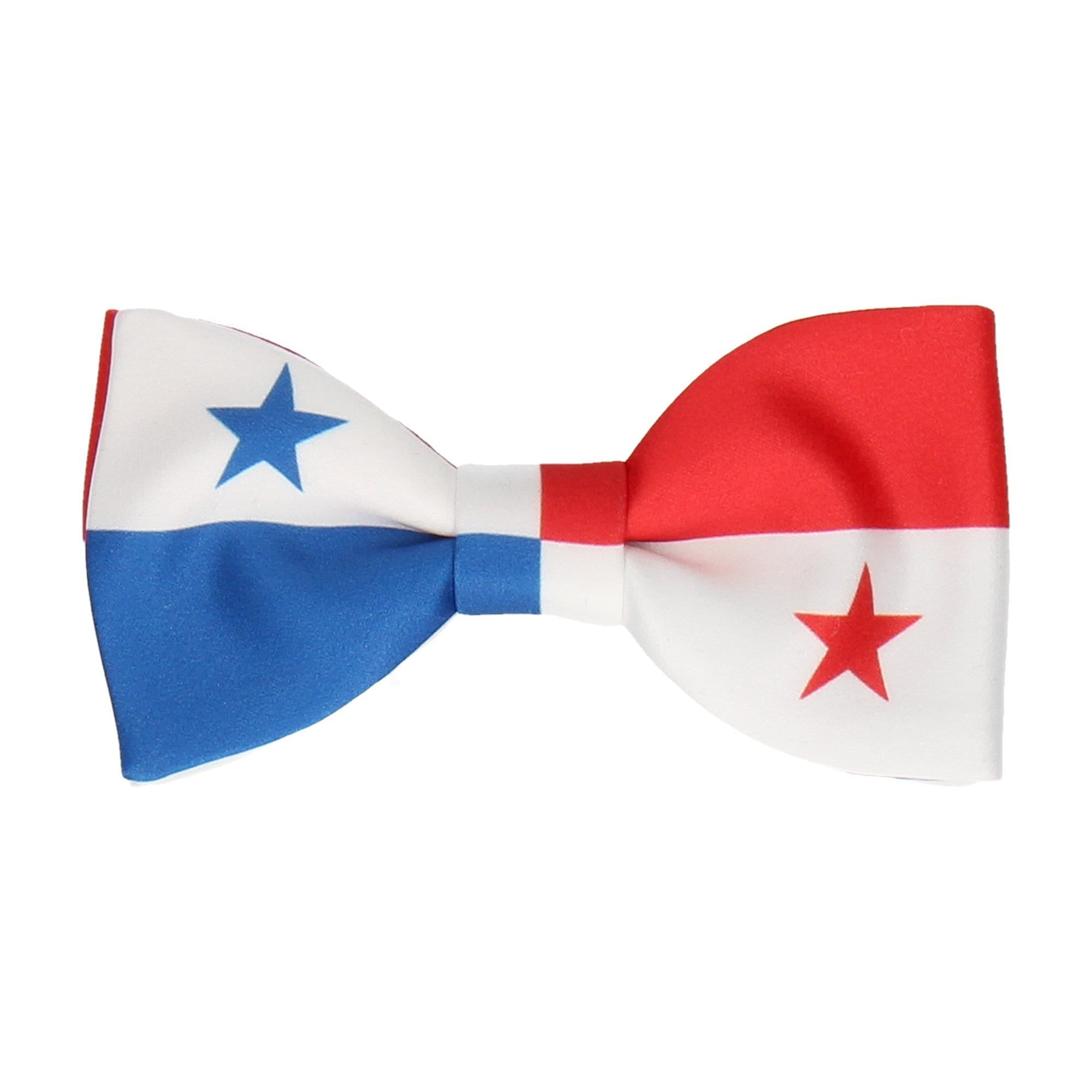Flag of Panama Bow Tie