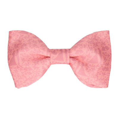 Bronte in Soft Coral Bow Tie